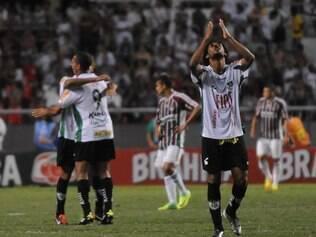 Time celeste confia na já rebaixada equipe de Givanildo Oliveira para  arrancar pontos do Atlético-PR a0b705d4dae98