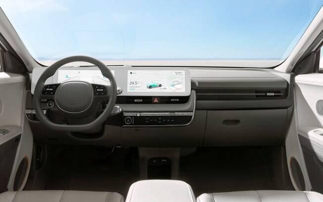 Hyundai Ioniq 5. Foto: Divulgação