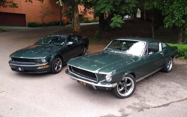 Ford Mustang Bullitt: trocando as ladeiras de São Francisco, na Califórnia, pela capital paulista