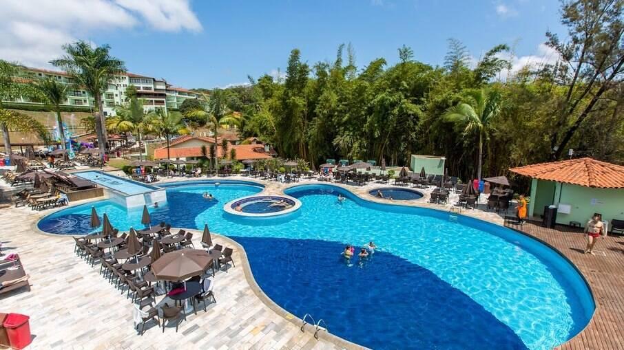 Tauá Resort Caeté (MG)