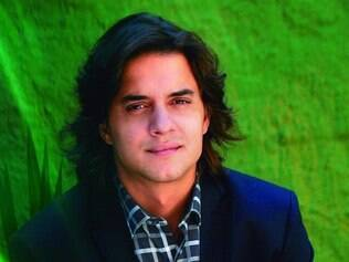 DNA. Filho da autora Margareth Boury com o ator Heraldo Corrêa, Guilherme sempre quis se aventurar nas artes cênicas