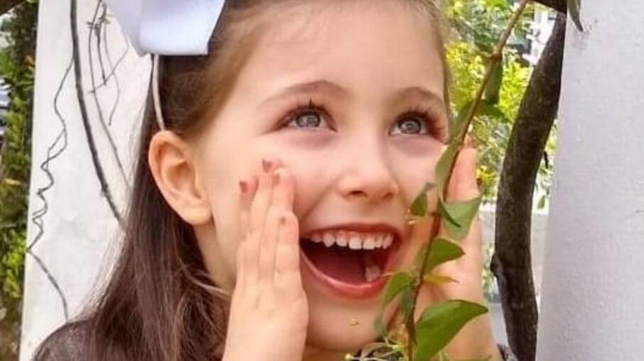 Sofia faleceu aos 5 anos