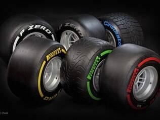 Esta será a primeira vez que o pneu supermacio será testado pelos times na atual temporada