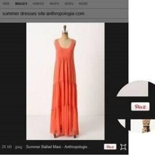 Botão do Pinterest agora aparece ao lado de imagens localizadas pelo buscador Bing
