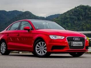Audi A3 sedã Attraction 1.4 TFSI