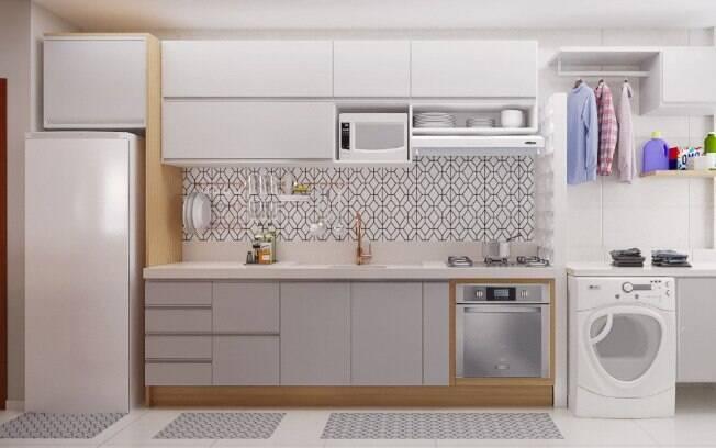 O adesivo de parede é mais uma opção prática para dar um upgrade na decoração dos cômodos sem muito esforço