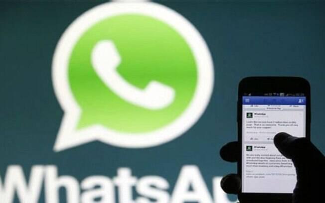 Comprado pelo Facebook, WhatsApp é um dos aplicativos de troca de mensagens mais populares do mundo e do Brasil