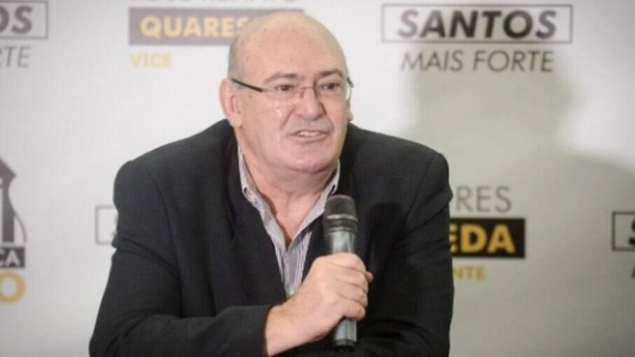 Andrés Rueda garantiu título do Santos na final da Libertadore