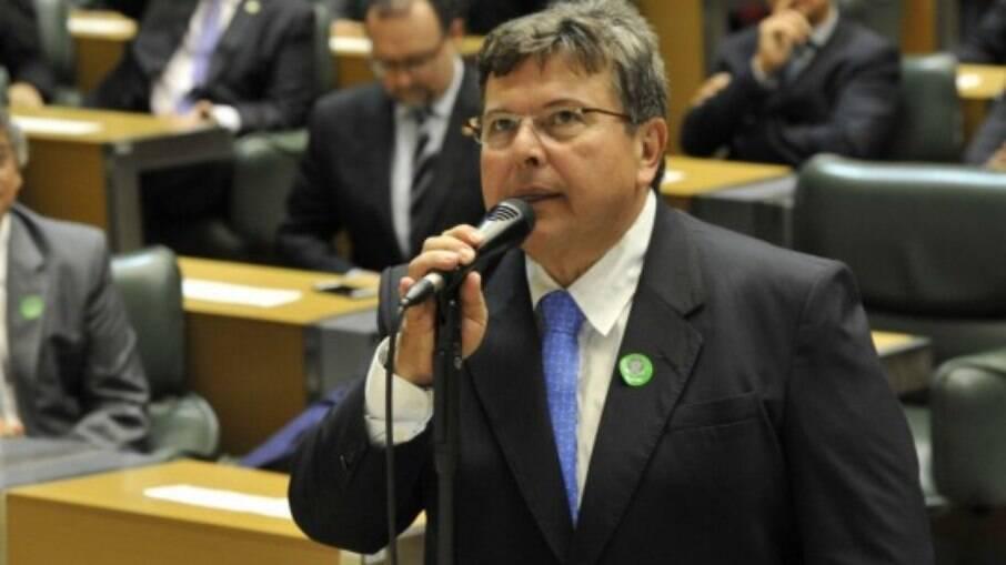 Carlão Pignatari é presidente da Alesp