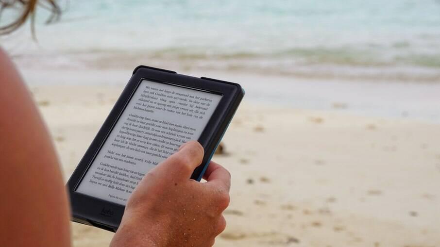 Livros estão em oferta na Amazon