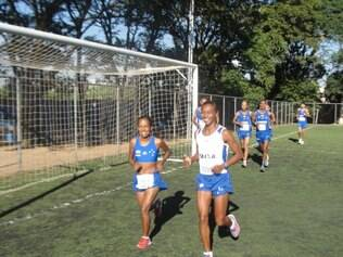 A segunda edição da Betim Run Up terá representantes do Cruzeiro Esporte Clube
