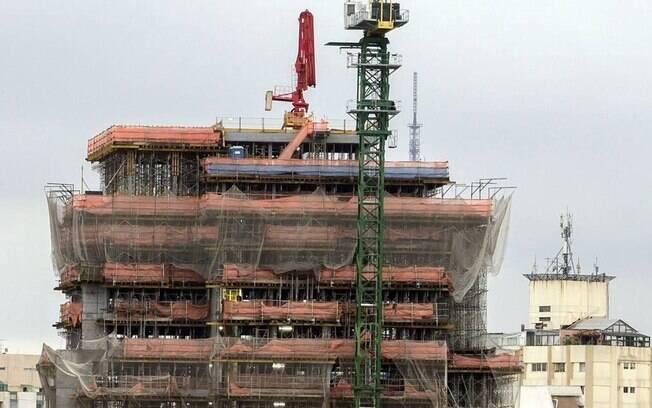 Construção civil se recuperou em 2019 após cinco anos no vermelho