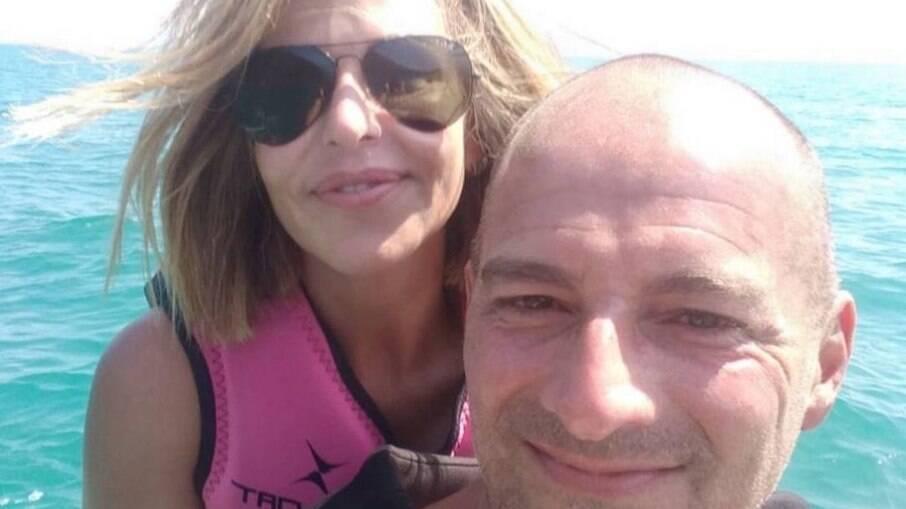Cristiane e Leonardo estão desaparecidos desde domingo