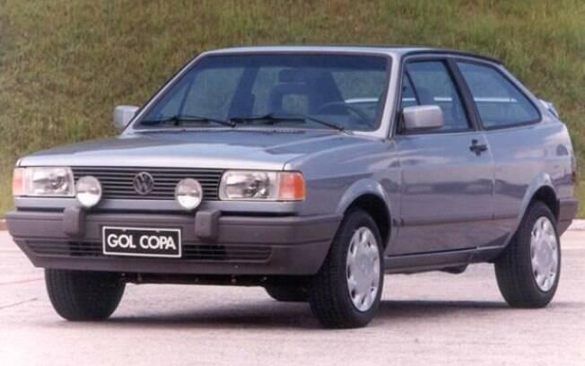Volkswagen Gol Copa foi relançado em 1994 com certo apelo esportivo