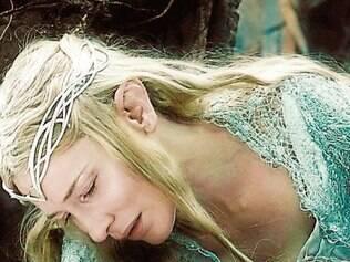 Destoante. Cate Blanchett e Ian McKellen têm boas performances em cena deslocada da narrativa principal