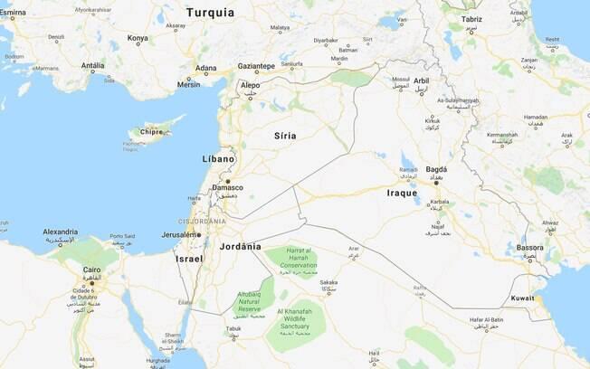 O fechamento da fronteira entre a Jordânia e a Síria prejudicou o comércio, interrompendo uma rota fundamental para o transporte de mercadorias entre Turquia e Líbano e o Golfo Pérsico