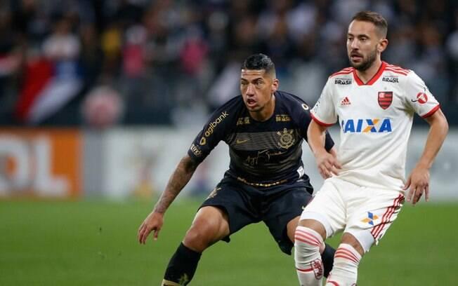 Corinthians x Flamengo é o destaque da agenda do futebol desta quarta-feira