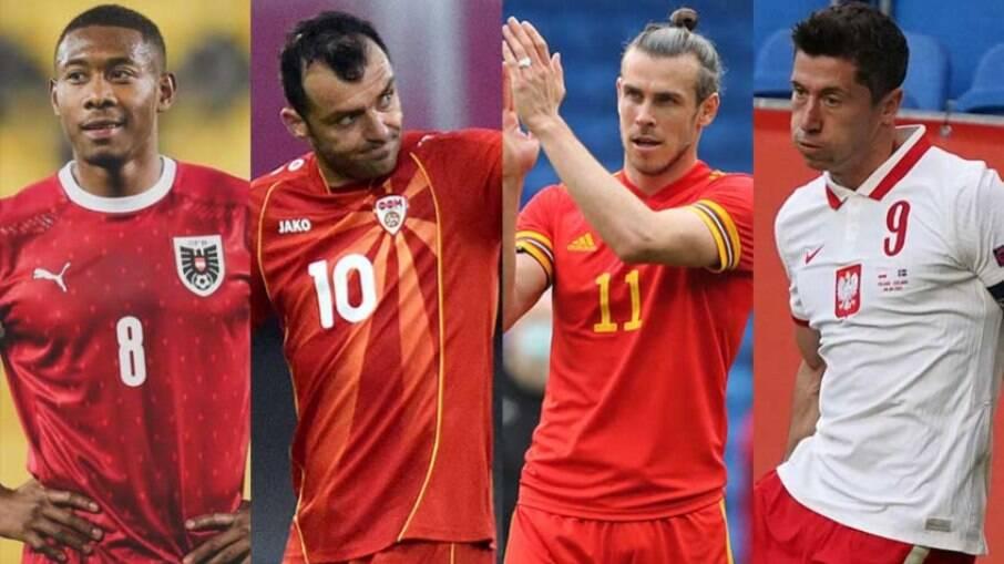Eurocopa é um dos muitos torneios que mobilizam a atenção dos fãs de futebol