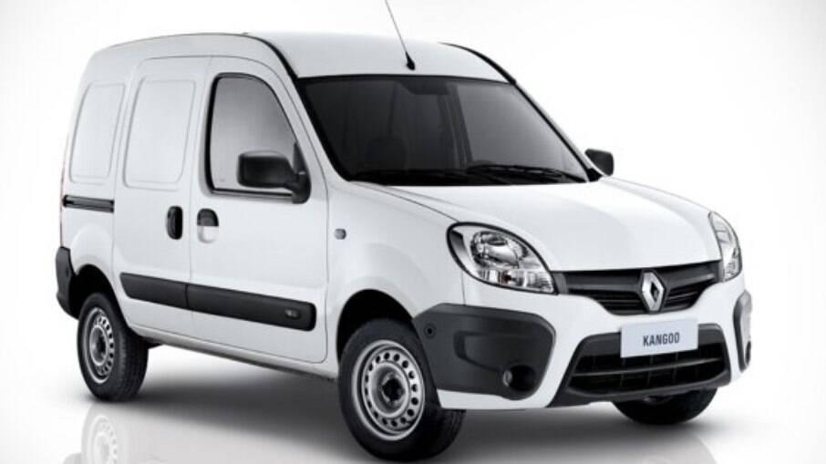 Renault Kangoo conta com uma porta extra para facilitar o acesso à carga