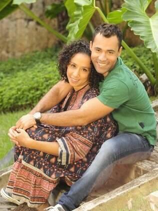 Thalita e Rodrigo: parceria também no teatro