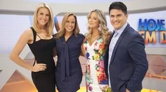 Saiba salários dos apresentadores Ana, Cesar, Tici e Renata