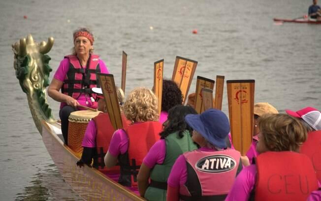 Desde 2013, o Remama acelera a reabilitação de mulheres com câncer de mama