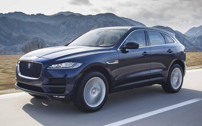 Jaguar F-Pace acaba de ser eleito o Carro Mundial do Ano. Trata-se do primeiro SUV a receber o renomado prêmio