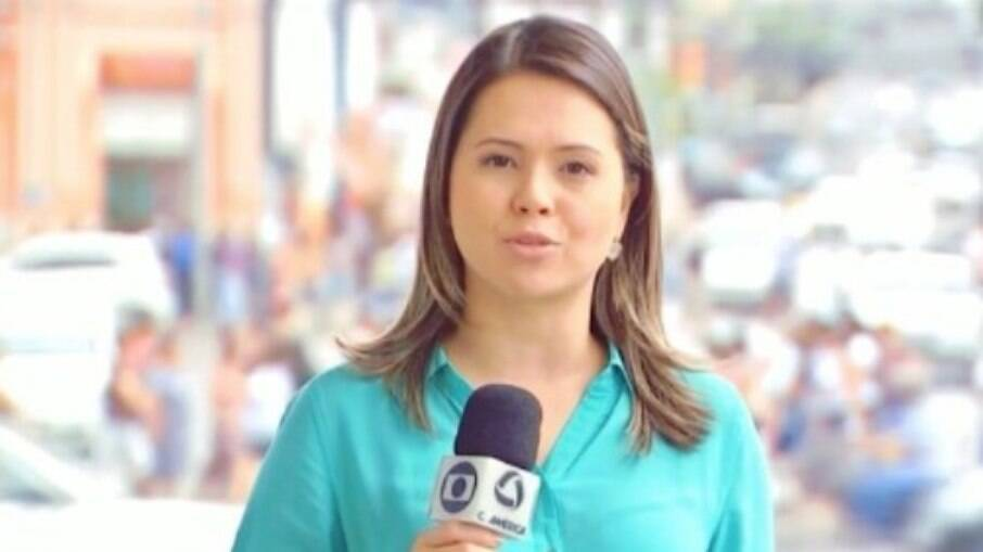 Repórter Cristina Mayumi sofre assalto