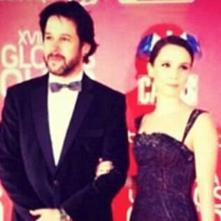 Murilo Benício e Débora Falabella apresentam premiação em Portugal