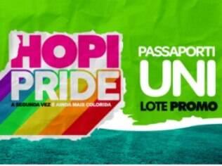 Passaporti Uni está com lote promocional para o Hopi Pride