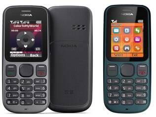 Novos celulares da Nokia para países da África apostam no preço baixo