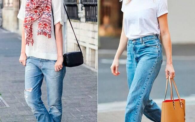 Calça Jeans e Basiquinhas brancas