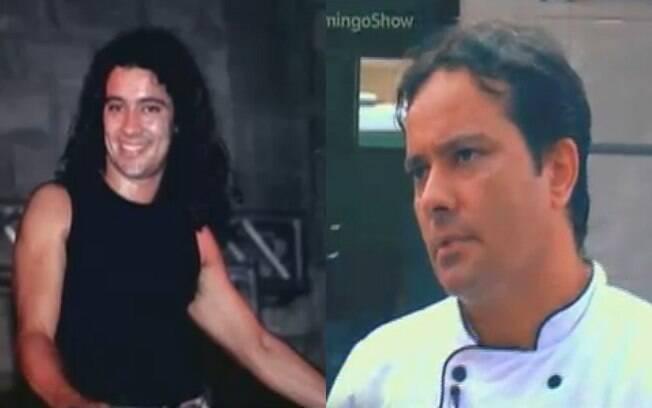 Ex-vocalista do Mastruz com Leite conta suas dificuldades no Domingo Show
