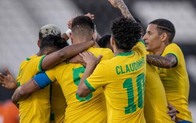Sérvia x Brasil Olímpico: onde assistir e prováveis escalações