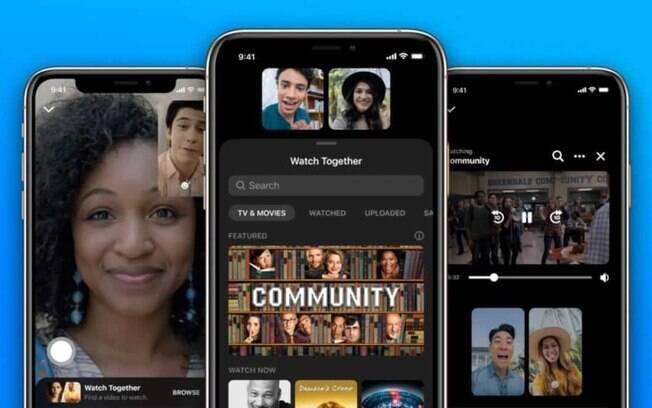 Facebook Watch Together é lançado
