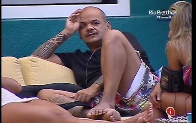 João Carvalho não quer ganhar peso no confinamento