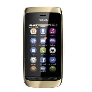 Asha 308 é um dos novos modelos da Nokia