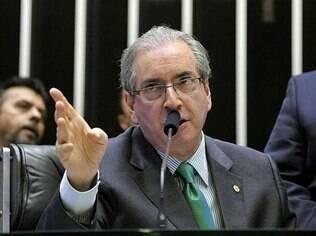 Eduardo Cunha criticou o governo e disse que o dinheiro do FGTS é direito do trabalhador