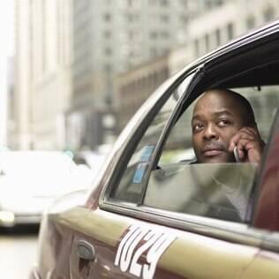 Quase tudo é negociável entre taxista e passageiro. Mas algumas coisas passam dos limites