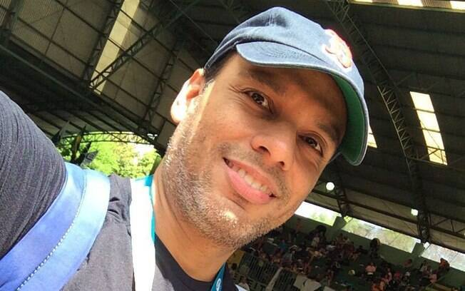 Nadador Edilson Silva