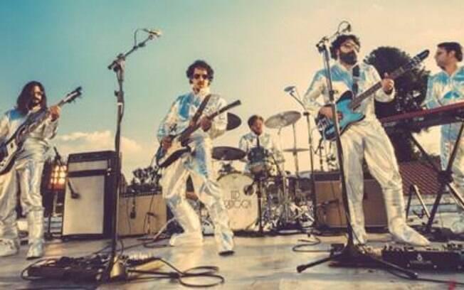 Banda Ted Marengos lança primeiro de uma série de singles nessa sexta-feira (14)