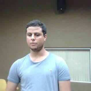 Luiz Fernando Alves, de 22 anos, foi vítima de trote violento na Faculdade de Medicina de São José do Rio Preto