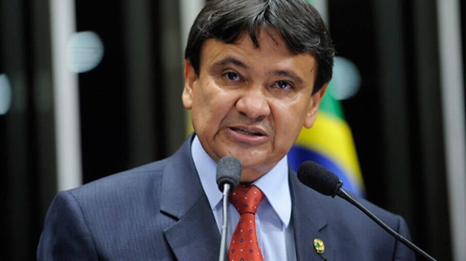 Atual governador do Piauí, Wellington Dias (PT)