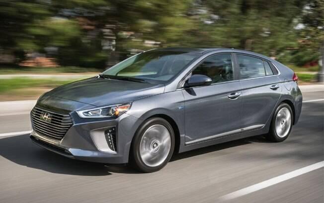 Hyundai Ioniq: Coreano traz novidades ao Salão do Automóvel  2018 que adiantam tecnologias futuristas