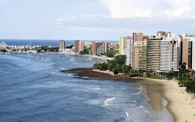 Fortaleza tem um dos réveillons mais animados do Brasil