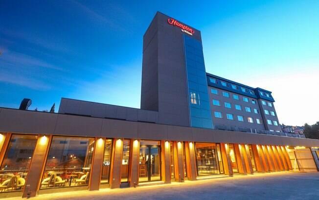 Hampton by Hilton é um dos empreendimentos hoteleiros novos em Bariloche