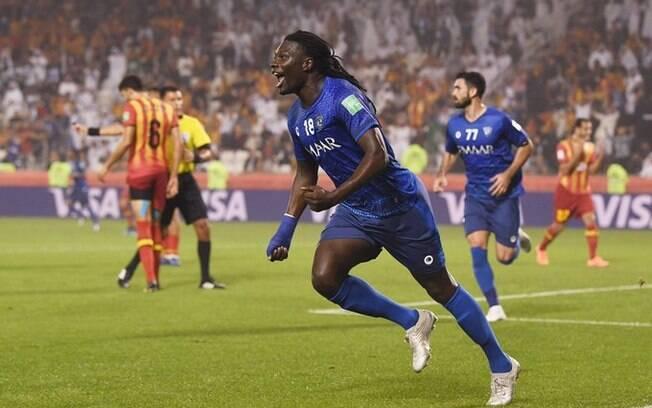 Gomis fez um golaço e classificou o Al Hilal