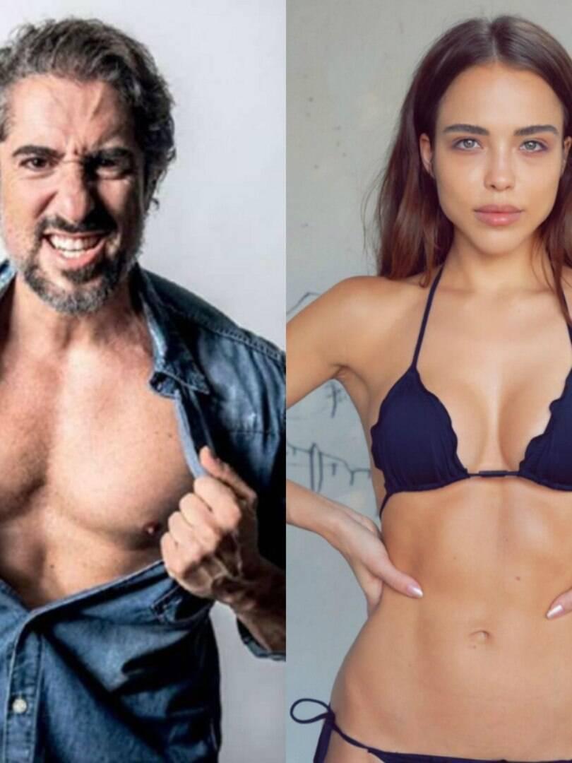 Ana Carolina Dias Pelada Fotos após expor conversa, modelo detona marcos mion: 'hipócrita