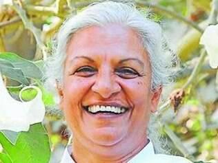 Iniciativa. Gayatri Naraine é uma das idealizadoras do projeto