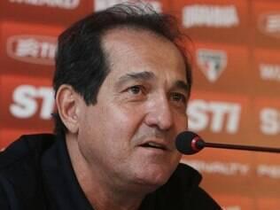 Muricy vai escalar, contra a Chapecoense, mesmo time que venceu o Bahia